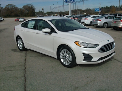 Billy Cain Ford >> New 2019 Ford Fusion For Sale At Billy Cain Ford Inc Vin
