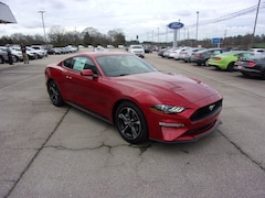 New 2020 Ford Mustang EcoBoost EcoBoost Fastback For Sale in Commerce, GA