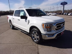 New 2021 Ford F-150 XLT XLT 4WD SuperCrew 5.5 Box for sale in Commerce GA