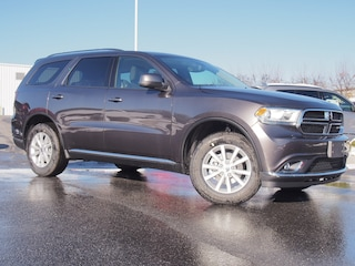 New 2019 Dodge Durango SXT PLUS AWD Sport Utility in Lynchburg, VA