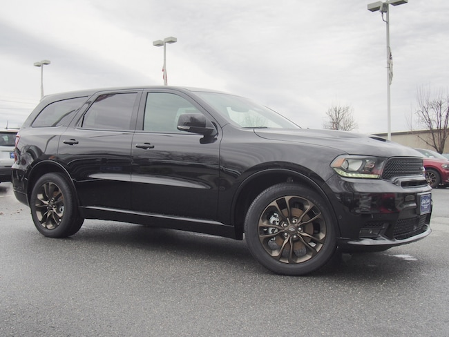 New 2019 Dodge Durango R/T AWD Sport Utility in Lynchburg