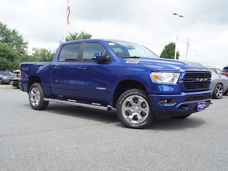 New 2019 Ram 1500 BIG HORN / LONE STAR CREW CAB 4X4 5'7 BOX Crew Cab in Lynchburg, VA