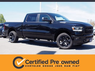 Used 2019 Ram 1500 Big Horn/Lone Star Truck Crew Cab in Lynchburg VA