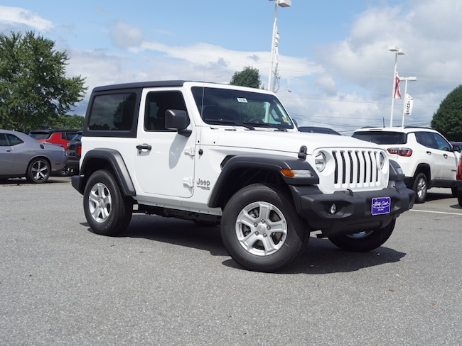New 2018 Jeep Wrangler SPORT S 4X4 Sport Utility in Lynchburg