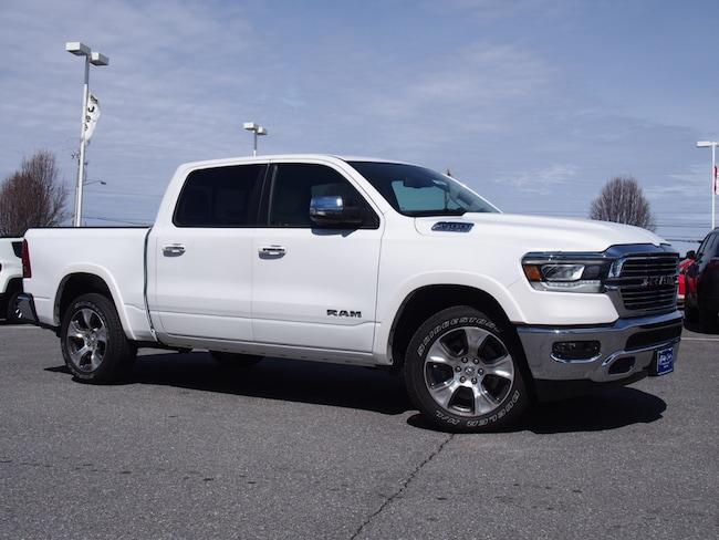 New 2019 Ram 1500 LARAMIE CREW CAB 4X4 5'7 BOX Crew Cab in Lynchburg