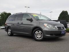 2007 Honda Odyssey EX-L Mini-Van