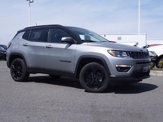 New 2019 Jeep Compass ALTITUDE 4X4 Sport Utility in Lynchburg, VA