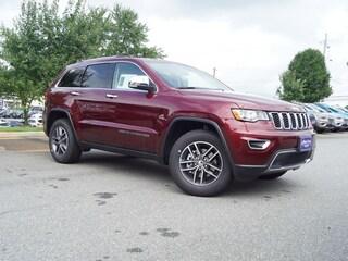 New 2018 Jeep Grand Cherokee LIMITED 4X4 Sport Utility in Lynchburg, VA