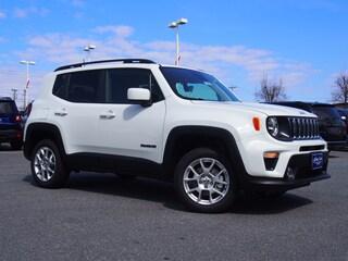 New 2019 Jeep Renegade LATITUDE 4X4 Sport Utility in Lynchburg