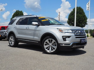 Used 2019 Ford Explorer Limited SUV in Lynchburg, VA