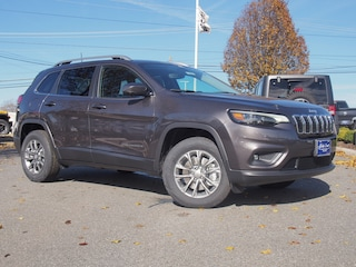 New 2019 Jeep Cherokee LATITUDE PLUS 4X4 Sport Utility for sale in Lynchburg, VA