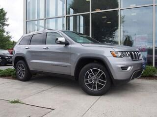 New 2019 Jeep Grand Cherokee LIMITED 4X4 Sport Utility in Lynchburg, VA