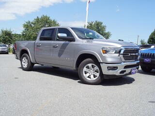 New 2019 Ram 1500 LARAMIE CREW CAB 4X4 5'7 BOX Crew Cab in Lynchburg, VA