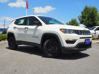 New 2019 Jeep Compass SPORT 4X4 Sport Utility in Lynchburg, VA
