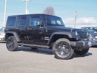 Used 2015 Jeep Wrangler Unlimited Sport 4x4 SUV in Lynchburg, VA