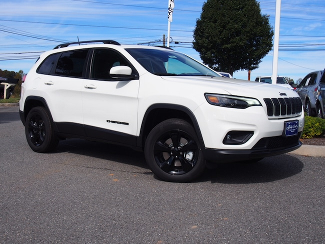New 2019 Jeep Cherokee ALTITUDE 4X4 Sport Utility in Lynchburg