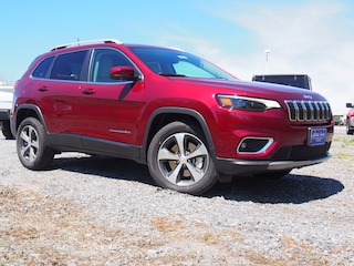 New 2019 Jeep Cherokee LIMITED 4X4 Sport Utility for sale in Lynchburg, VA