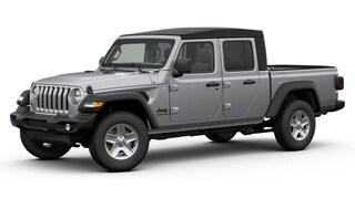 New 2020 Jeep Gladiator SPORT S 4X4 Crew Cab for sale in Lynchburg, VA
