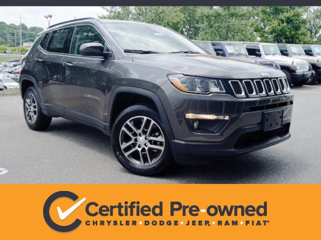2017 Jeep New Compass Latitude 4x4 SUV