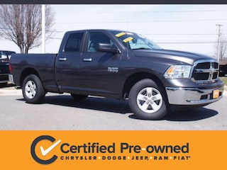 Used 2018 Ram 1500 Big Horn Truck Quad Cab in Lynchburg VA