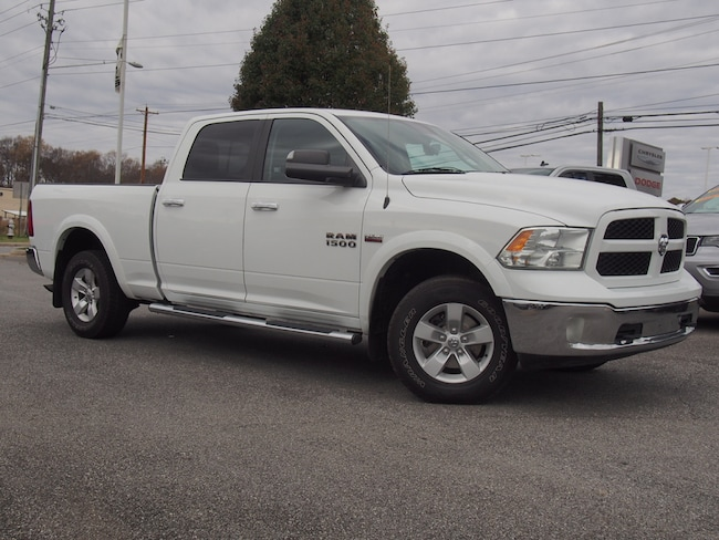 Used 2014 Ram 1500 SLT 5.7L V8 HEMI MDS VVT Truck Crew Cab in Lynchburg, Virginia