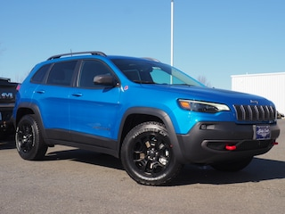New 2020 Jeep Cherokee TRAILHAWK 4X4 Sport Utility in Lynchburg, VA