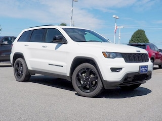 New 2018 Jeep Grand Cherokee UPLAND 4X4 Sport Utility in Lynchburg, VA