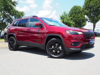 New 2019 Jeep Cherokee ALTITUDE 4X4 Sport Utility in Lynchburg, VA