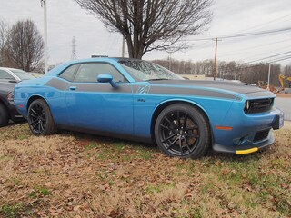 New 2019 Dodge Challenger R/T SCAT PACK Coupe in Lynchburg, VA