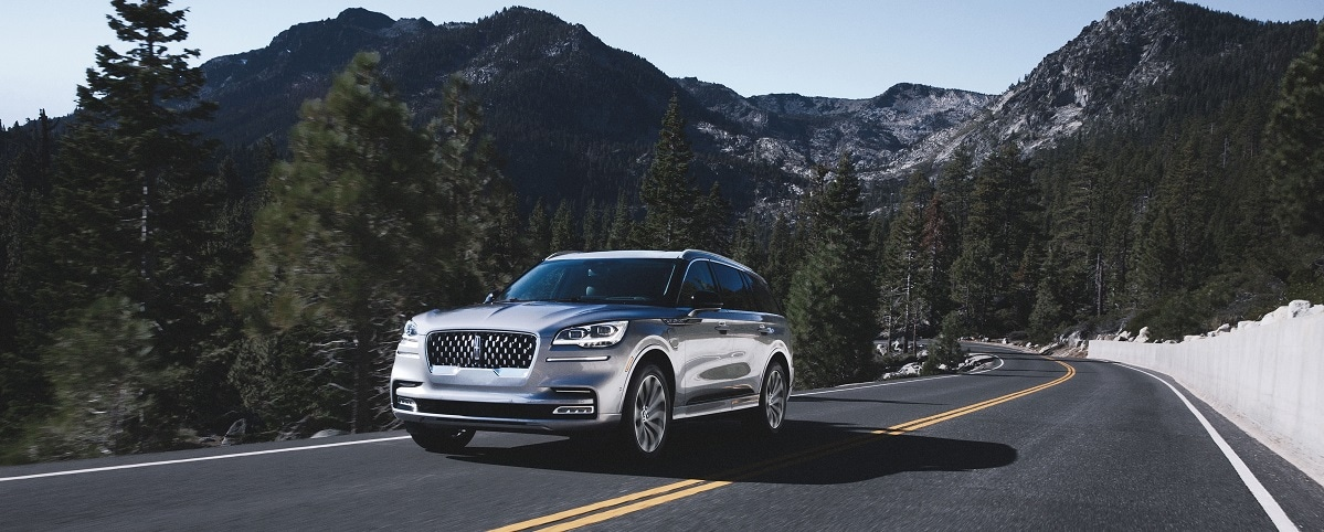 New Lincoln Aviator Cumming GA