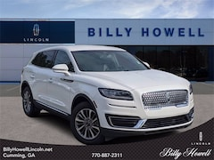 New 2020 Lincoln Nautilus Standard SUV 210118 in Cumming, GA