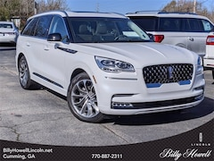 New 2021 Lincoln Aviator Grand Touring SUV 21024 in Cumming, GA