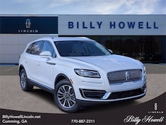 New 2020 Lincoln Nautilus Standard SUV 211124 in Cumming, GA
