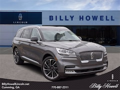 New 2021 Lincoln Aviator Reserve SUV TH21202 in Cumming, GA