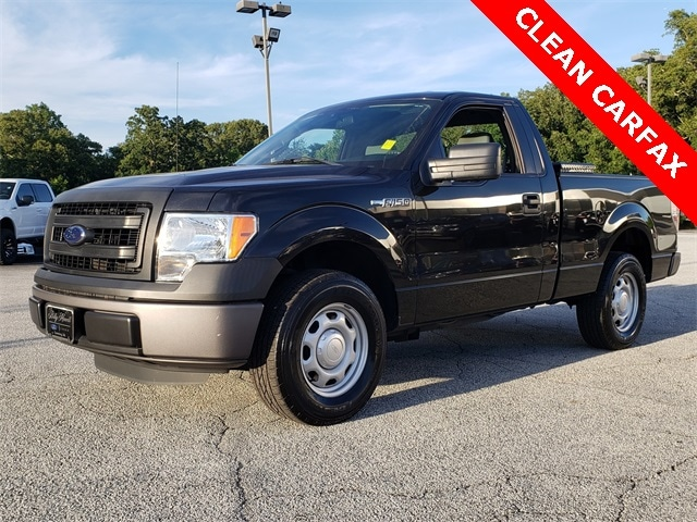 Used 2014 Ford F-150 For Sale at Billy Howell Lincoln | VIN