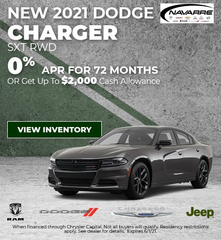 May | 2021 Charger