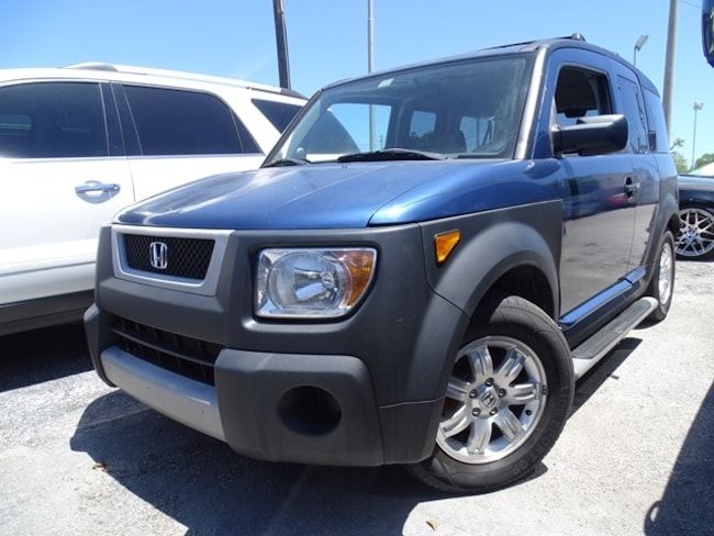 2006 Honda Element EX SUV