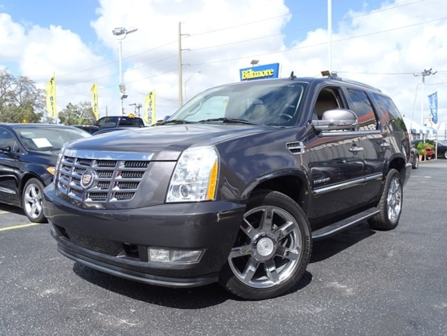 2011 Cadillac Escalade Luxury SUV