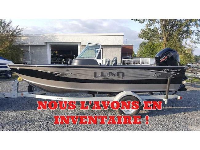 2018 LUND BOAT CO Bateau Impact XS 1775 -