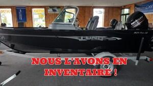 2017 LUND BOAT CO BATEAU 1625 FURY XL SPORT