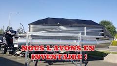 2018 Cypress Cay PONTON 212CS 3 TUBES