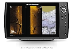 2018 JOHNSON HUMMINBIRD HELIX 12 CHIRP MEGA SI GPS G2N