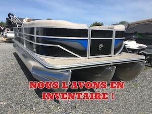 2018 Cypress Cay PONTON Seabreeze 233 CS 3 Tubes