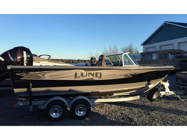 2018 LUND BOAT CO 2075 TYEE MAGNUM