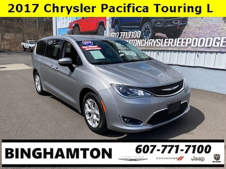Used 2017 Chrysler Pacifica Touring L Minivan/Van for sale in Binghamton, NY