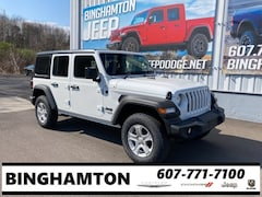 New 2021 Jeep Wrangler UNLIMITED RHD Sport Utility for sale in Binghamton, NY