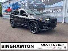 New 2020 Jeep Cherokee ALTITUDE 4X4 Sport Utility for sale in Binghamton, NY