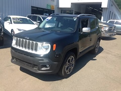 Used 2016 Jeep Renegade Limited 4x4 SUV for sale in Cobleskill, NY