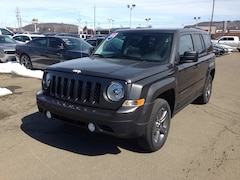 Used 2015 Jeep Patriot Latitude 4x4 SUV for sale in Cobleskill, NY