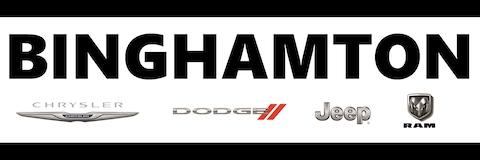 Binghamton Chrysler Jeep Dodge, Inc.